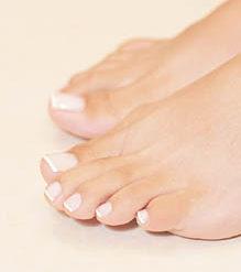 Feet & Toes Tsedeq Beauty Clinic