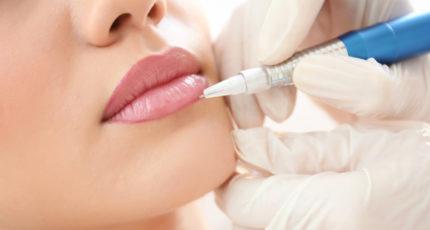 Permanent Makeup Lips - Tsedeq Beauty Clinic
